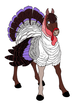Light Purple Turkey